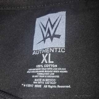 Authentic WWE DX Shirt XL