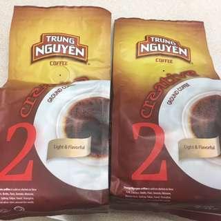 越南咖啡粉 Trung Nguyen Ground Coffee No. 2