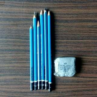 Staedler Drawing Pencils (Set)