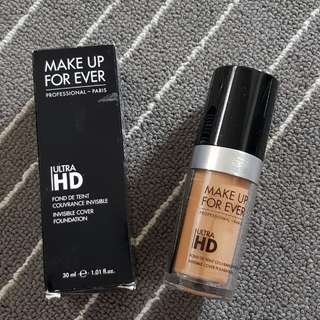 NEW - Make Up For Ever Ultra HD Foundation col Y345