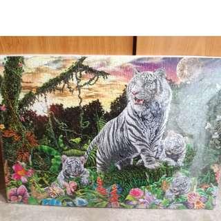 Framed Puzzles (Animals)