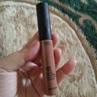 The Body Shop Matte Lip Liquid #Swap