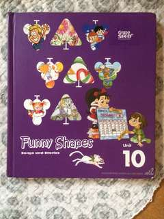 Grape seed: funny shapes( sings&stories)
