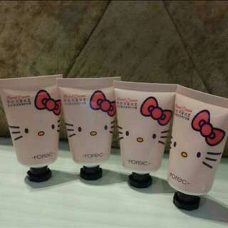 Bioaqua helloKitty Hand Lotion Import Original