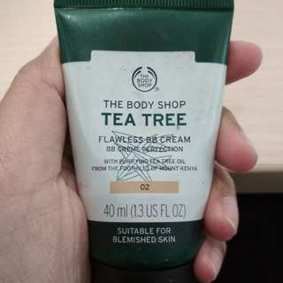 BB cream the body shop