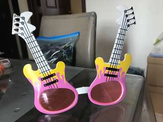 Guitar Glasses