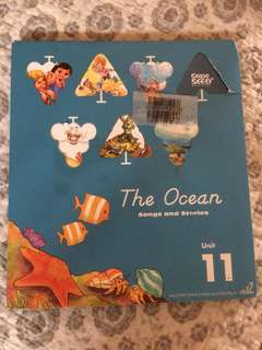 Grape seed: The Ocean(Songs & stories) unit 11