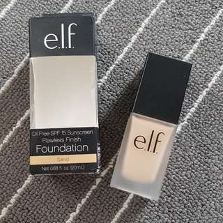 Elf SPF 15 Foundation color SAND
