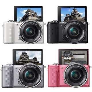 桃園長榮當舖【3C 流當精品】* 型:SELP1650 單眼a5000相机