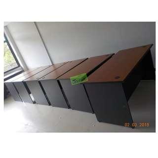 RV & SA SERIES SET (A) freestanding table--KHOMI