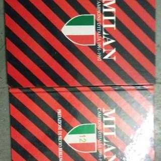 AC Milan campione d'italia 1991-1992 hardback