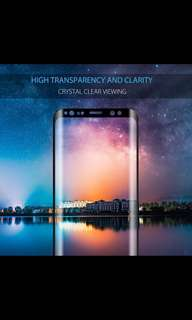 Samsung galaxy s9/s9 plus full covered tempered glass