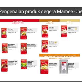 Mamee chef instant