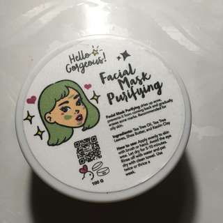 Hello Gorgeous Purifying Mask
