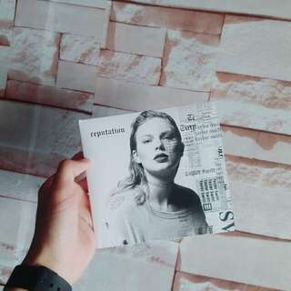 Taylor Swift reputation album target exclusive