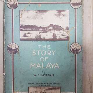 The story of Malaya 1952