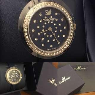 全新🆕Swarovski 皮帶星空款手錶 ⌚️Watch