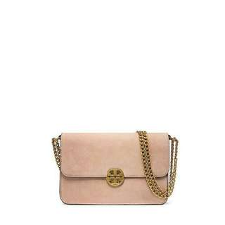 Ready authentic ori TORYBURCH chelsea suede convertible shoulder bag