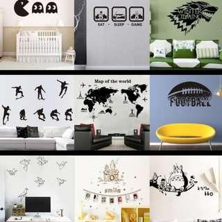 DIY Wall Home Decor/Decorations/Wallpaper/Decal/Sticker