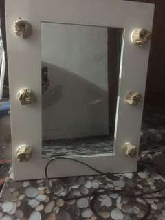 Customize vanity mirror