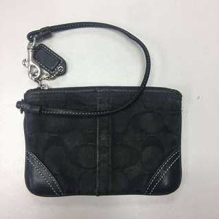 Coach small leader wallet