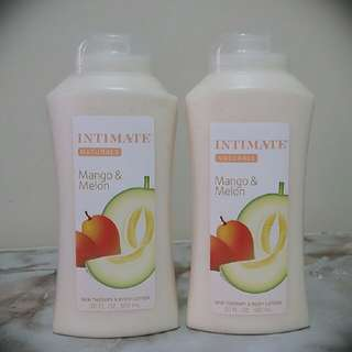 Mango & Lemon 590mL Lotion