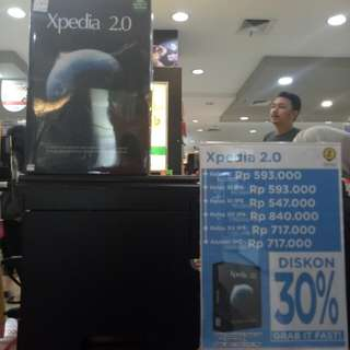 Xpedia 2.0 Promo Disc 30% For SMA & Alumni IPC