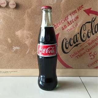 Maxico Classic Glass Bottle Coke - 355ml