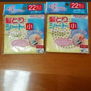 排水口貼紙4包 (阻隔頭髮)