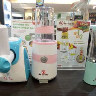 Blender Re Blend Buy 1 Get 2 Gramedia Karawaci