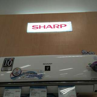 Ac sharp 1/2Pk