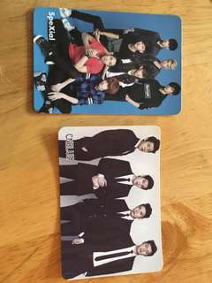 CNBLUE / SpeXial yes card