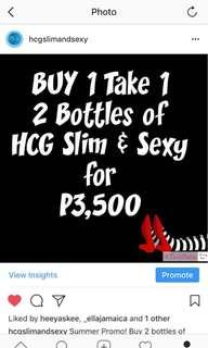 HCG Slim & Sexy