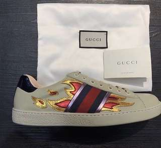 Gucci Ace Sneakers superrr !