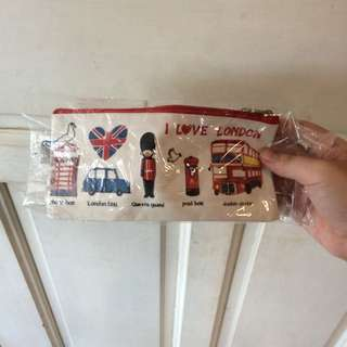 London Pencil Case