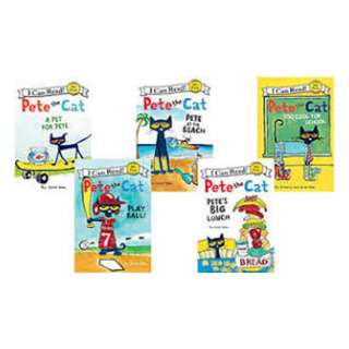 I CAN READ Pete the Cat's Brand New