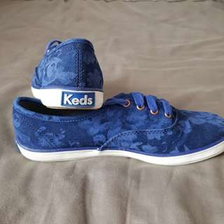 Ked's Shoes - Blue