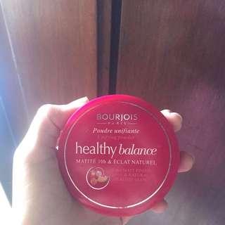 Borjouis healthy compact powder