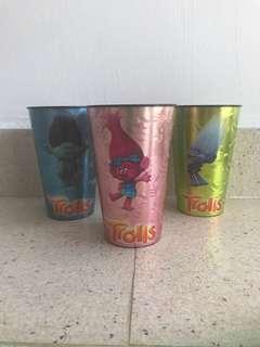 🆕 Troll Plastic Cups