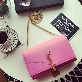 原单YSL pink