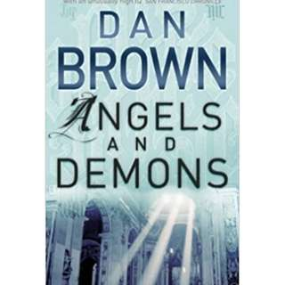 ANGELS AND DEMONS BY DAN BROWN (DIGITAL BOOK, EPUB, EBOOK, KINDLE, IPAD, PDF)