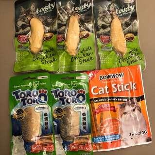 🚚 貓咪零食組