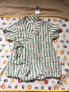 Japanese romper for 6-9 months old