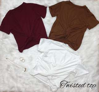 Twisted Top