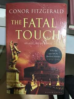 The Fatal Touch - Alec Blume