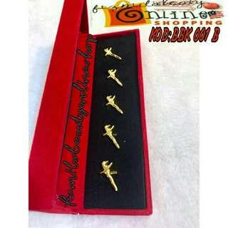 Butang Baju Melayu Keris