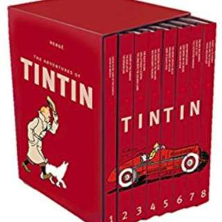 Tintin Full Collection