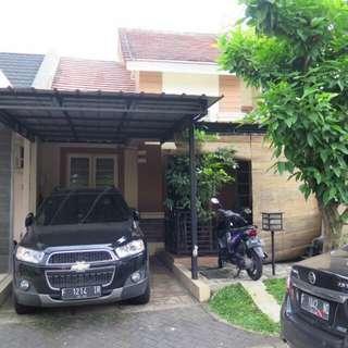Rumah Cantik , Modern dan Murah Lokasi Legenda wisata Cibubur