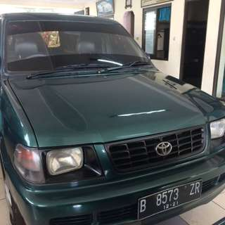 Toyota Kijang LX 2001