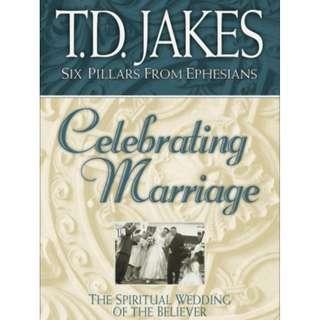 [eBook] Celebrating Marriage (Six Pillars) - T.D. Jakes